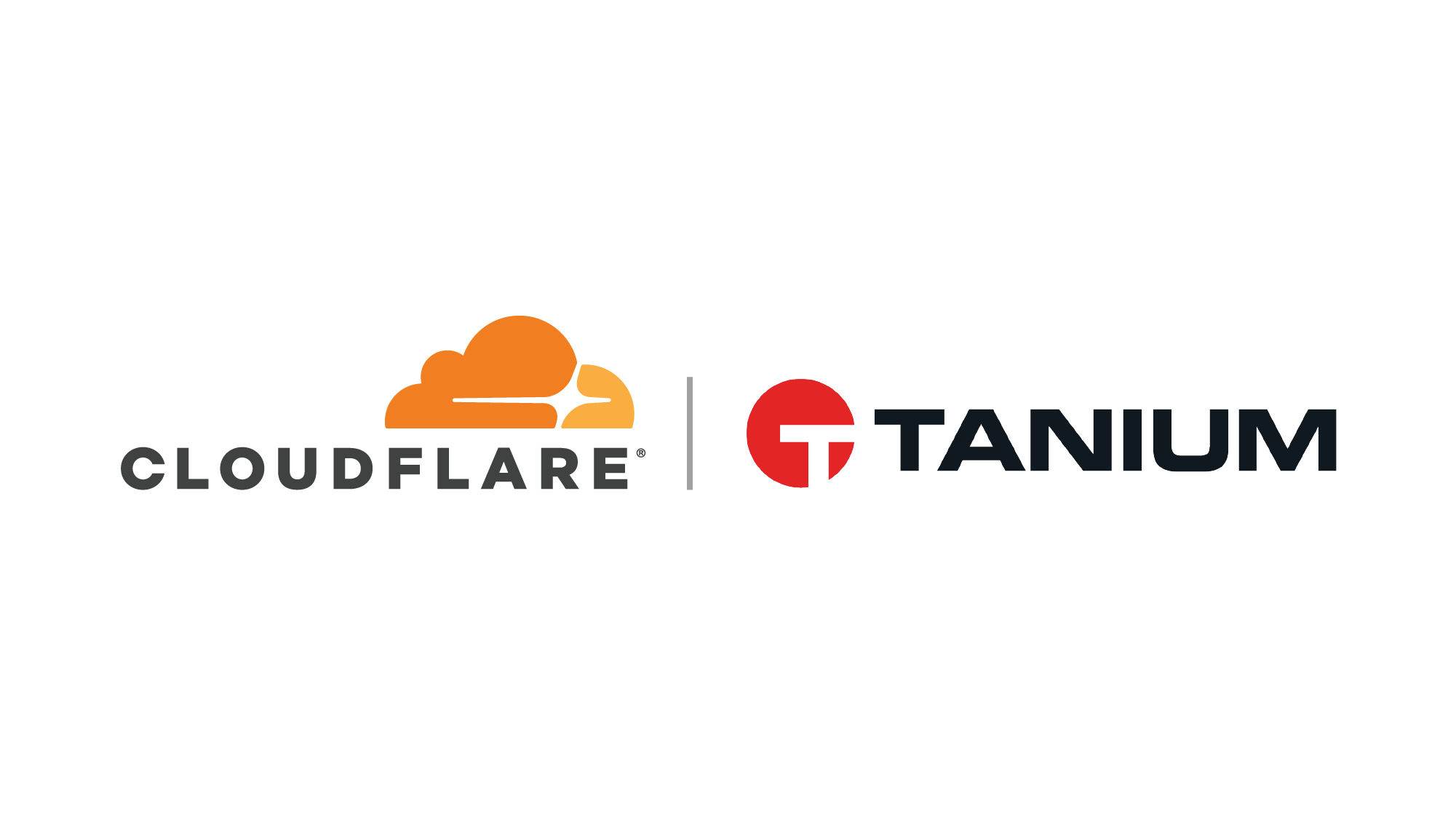 Tanium's endpoint security meets Cloudflare for Teams