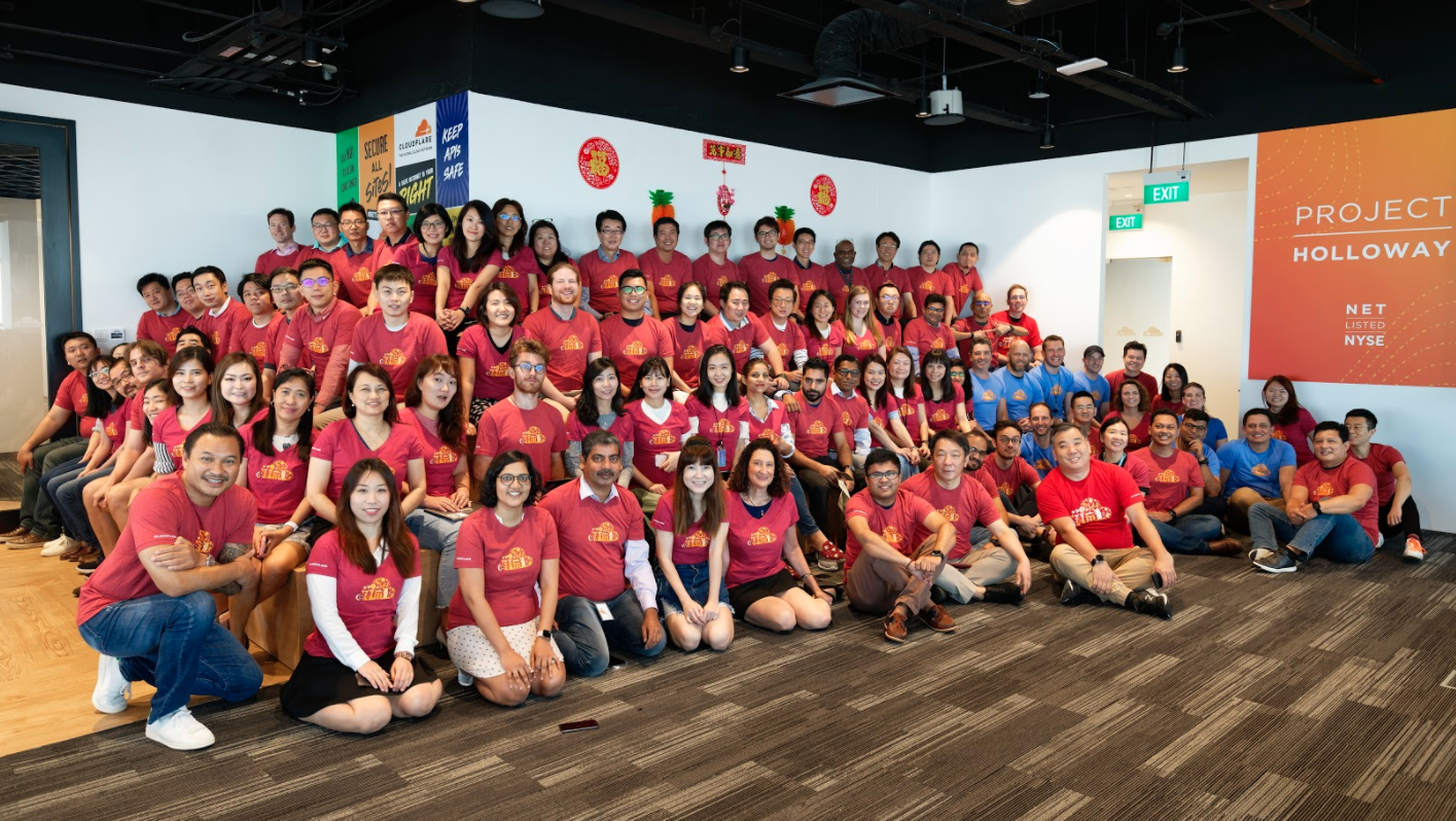 Reflecting on my first year at Cloudflare as a Field Marketer in APAC