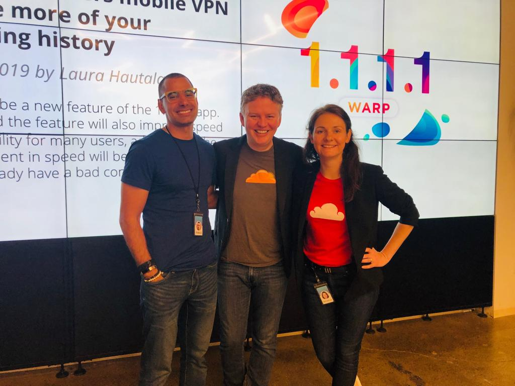 Diversity Welcome - A Latinx journey into Cloudflare