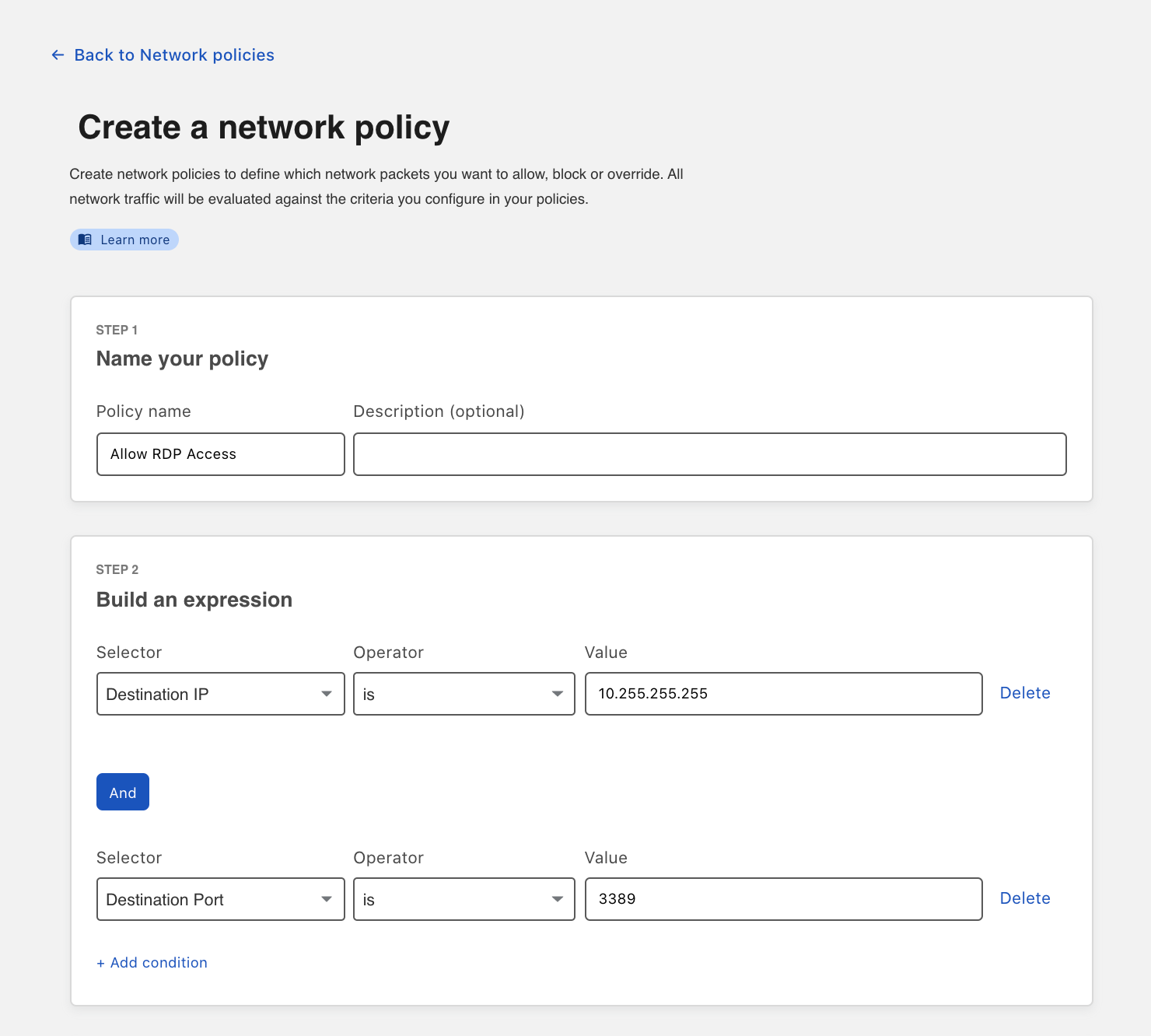 Introducing Zero Trust Private Networking